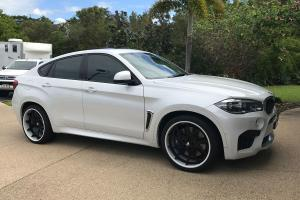BMW X6 M on Forgiato Wheels (F2.23)