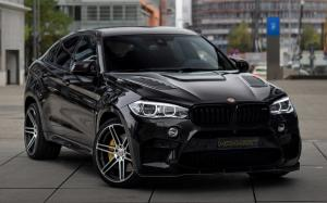 BMW X6 M MHX6 700 Black by Manhart Racing