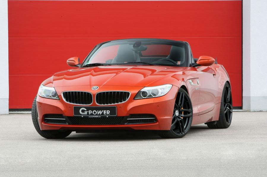 BMW Z4 sDrive18i by G-Power