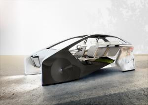 BMW i Inside Future Concept 2017 года