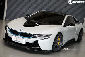 BMW i8 by ProDrive on ADV.1 Wheels (ADV05 M.V2 CS) 2017 года