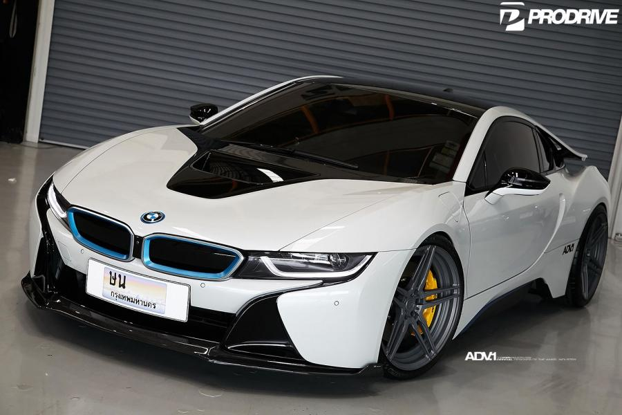 BMW i8 by ProDrive on ADV.1 Wheels (ADV05 M.V2 CS)