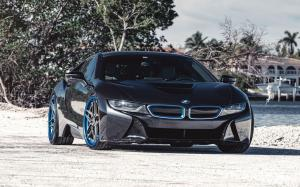 BMW i8 on ADV.1 Wheels (ADV510 TRACK SPEC) 2017 года