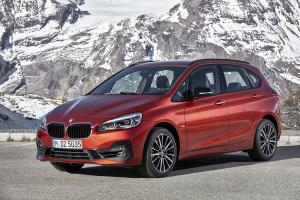 BMW 2-Series Active Tourer Sport Line 2018 года