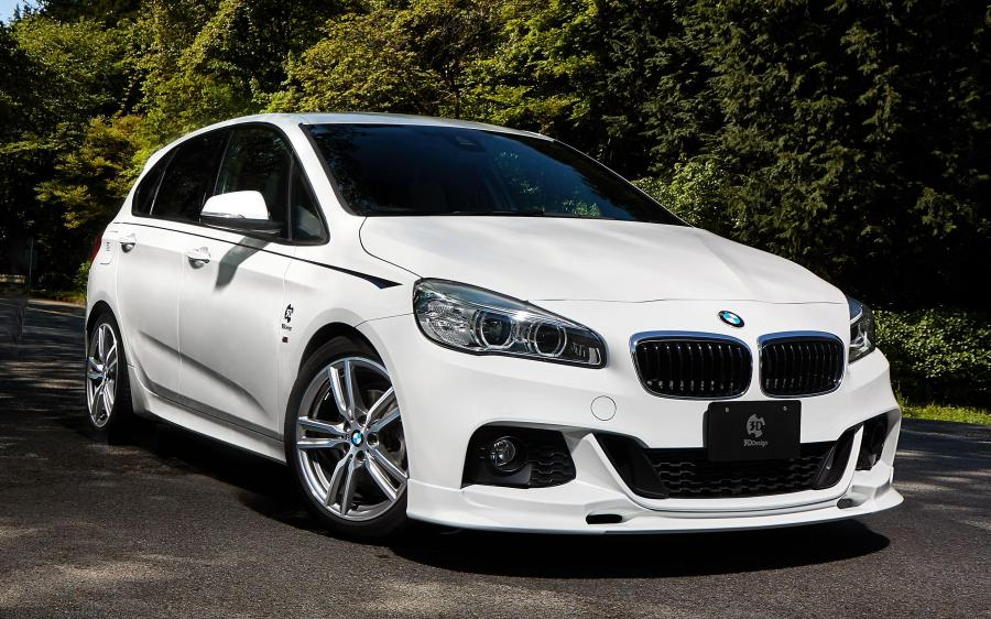 BMW 218d Active Tourer by 3D Design