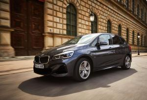 BMW 225xe Active Tourer M Sport 2018 года