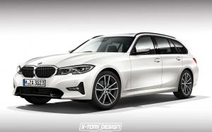 BMW 3-Series Touring by X-Tomi Design 2018 года
