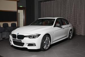 2018 BMW 340i Edition M Sport Shadow by Abu Dhabi Motors