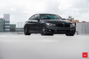 2018 BMW 435i Coupe on Vossen Wheels (HF-2)