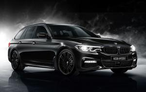 2018 BMW 5-Series Touring Edition Mission:Impossible