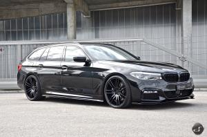 2018 BMW 5-Series Touring by DS Automobile