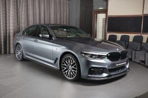 BMW 540i M Performance by 3D Design 2018 года