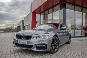 BMW 540i xDrive Touring by DTE Tuning 2018 года