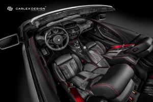 2018 BMW 650 Convertible by Carlex Design