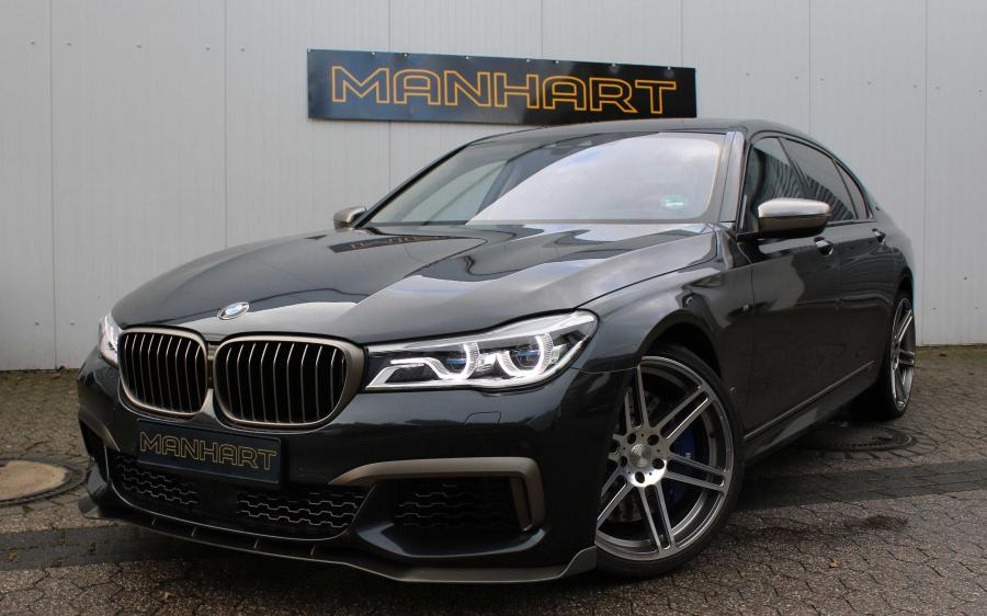 2018 BMW 7-Series MH7 by Manhart Racing