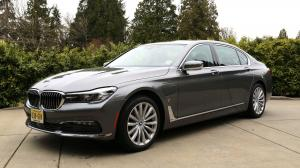 2018 BMW 740e iPerformance
