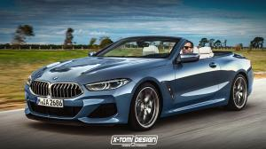 2018 BMW 8-Series Convertible by X-Tomi Design
