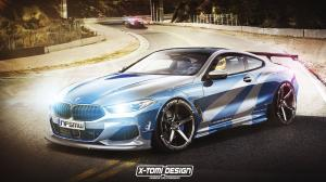 2018 BMW 8-Series Most Wanted Edition by X-Tomi Design
