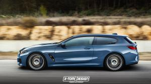 2018 BMW 8-Series ShootingBrake by X-Tomi Design