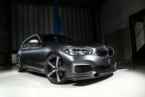 BMW M140i 5-Door by 3D Design 2018 года