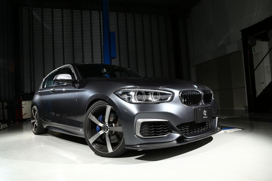 BMW M140i 5-Door by 3D Design