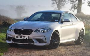 BMW M2 Competition 2018 года (UK)