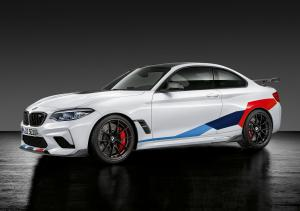 BMW M2 Competition M Performance Accessories 2018 года (WW)