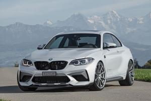 BMW M2 Competition dAHLer competition Line by dAHLer 2018 года