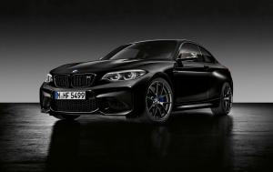 BMW M2 Coupe Edition Black Shadow 2018 года