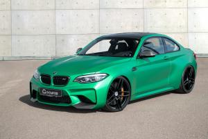 2018 BMW M2 Coupe Java Green by G-Power