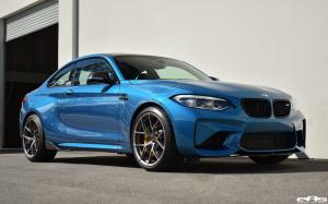 BMW M2 Coupe Long Beach Blue by EAS 2018 года