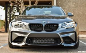 2018 BMW M2 Coupe Mineral Gray by EAS
