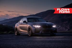 2018 BMW M2 Coupe by 3RA Motorwerks on HRE Wheels (FF01)