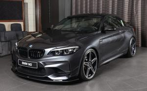 BMW M2 Coupe by AC Schnitzer by Abu Dhabi Motors