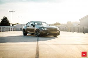 BMW M2 Coupe on Vossen Wheels (VFS-10)