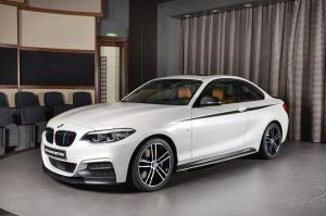 2018 BMW M240i Coupe with M Performance Body Kit by Abu Dhabi Motors