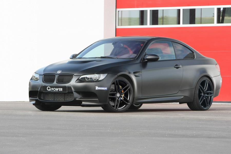 BMW M3 Coupe Anniversary Edition by G-Power