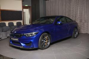 2018 BMW M4 CS by Abu Dhabi Motors