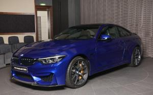 BMW M4 CS by Abu Dhabi Motors 2018 года