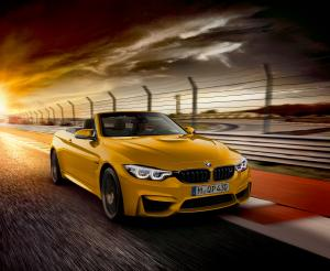 2018 BMW M4 Convertible 30 Jahre Edition