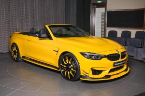 2018 BMW M4 Convertible by AC Schnitzer and Abu Dhabi Motors