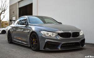 2018 BMW M4 Coupe by 3D Design and EAS on BBS Wheels