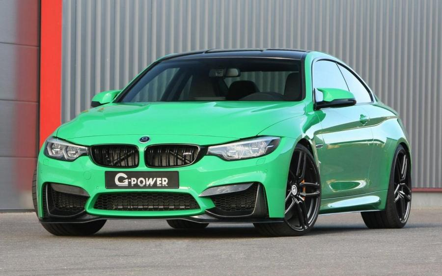 2018 BMW M4 Coupe by G-Power