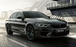 BMW M5 Edition Mission:Impossible 2018 года