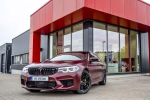 2018 BMW M5 First Edition by DTE Systems