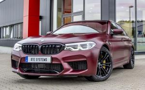 BMW M5 First Edition by DTE Systems 2018 года