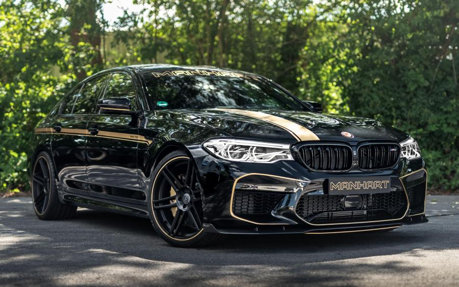 2018 BMW M5 MH5 700 by Manhart Racing