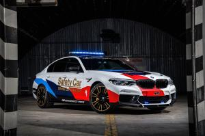 2018 BMW M5 MotoGP Safety Car