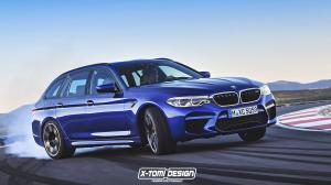 BMW M5 Touring by X-Tomi Design