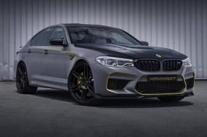 2018 BMW M5 by ManhartManhart Racing